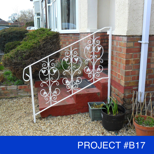 Supplying And Installing Outdoor Handrails, Outdoor Handrails For Steps Uk