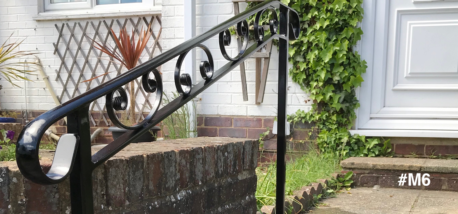 The Handrail People Supplying And Installing Outdoor Handrails